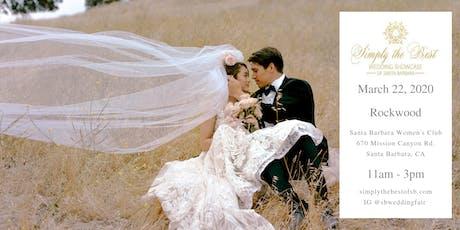 Simply the Best of Santa Barbara Wedding Showcase 2020 tickets