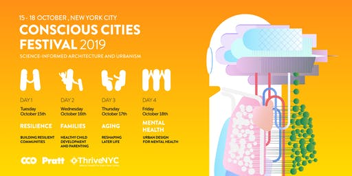 Conscious Cities Festival 2019