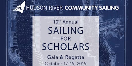Sailing for Scholars Gala to Benefit NYC's Underserved Youth tickets