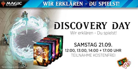 Magic: Discovery Day - Thron von Eldraine Tickets