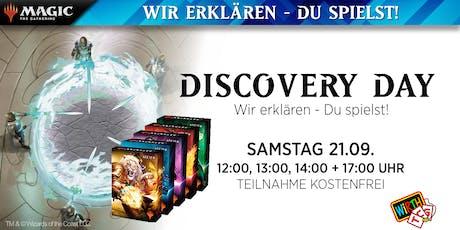 Magic: Discovery Day - Thron von Eldraine Tickets
