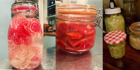 Kimchi College - An introduction to Fermenting Vegetables tickets