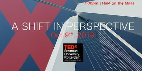 TEDx Erasmus University Rotterdam 2019 tickets