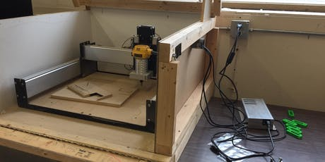 CNC Mini Router Training tickets