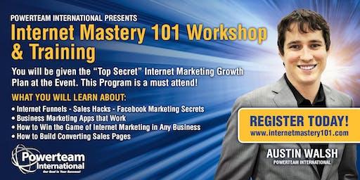 Internet Mastery 101 San Diego