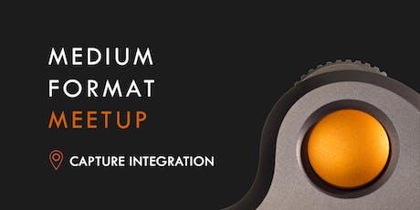 Medium Format Meetup Atlanta with Capture Integration tickets