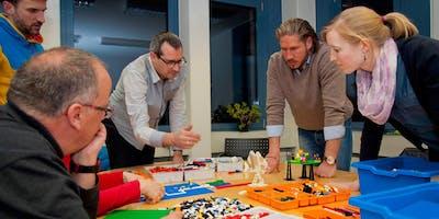 Wie löse ich Aufgaben und Probleme im Team mit Lego Serious Play®?