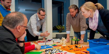 Wie löse ich Aufgaben und Probleme im Team mit Lego Serious Play®? Tickets