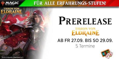 Prerelease - Thron von Eldraine (2/5) Tickets
