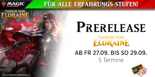 Prerelease - Thron von Eldraine (2/5)
