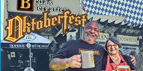 Beda's Biergarten's Authentic Oktoberfest II in San Luis Obispo! tickets