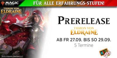 Prerelease -  Thron von Eldraine (1/5)
