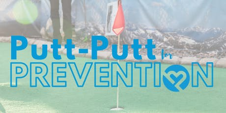 Volunteer with Project Helping to Support Putt-Putt for Prevention Fundraiser tickets