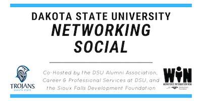 Networking Social at Dakota State University