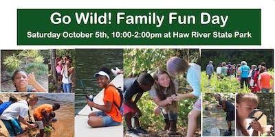 Go Wild! Family Fun Day