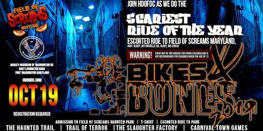 Bikes and Bones RIDE 2019