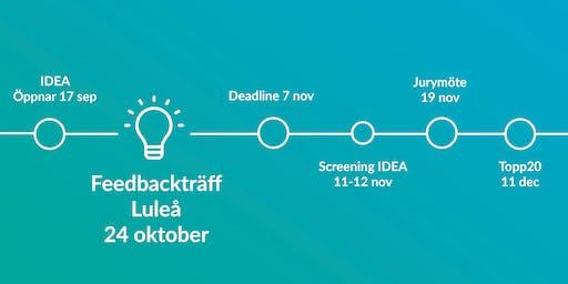 Feedback Meeting Venture Cup