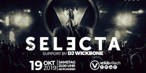DJ Selecta Live im V-Club Villach