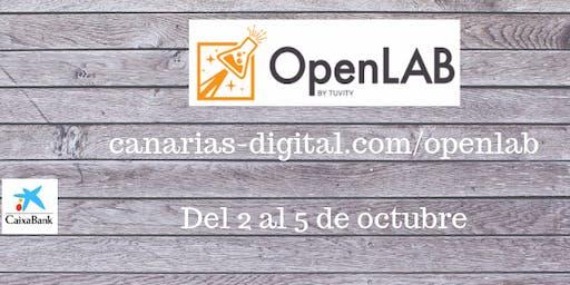 OpenLAB - Canarias Digital (3.000€ para hacer tu proyecto realidad)