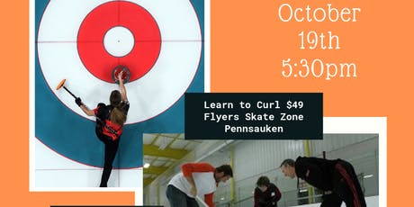 Introduction to Curling - October 19th tickets