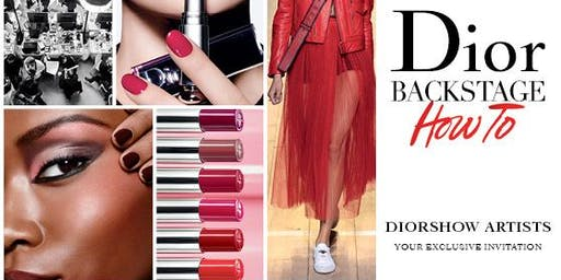 Ricky Wilson Dior Celebrity Makeup Artist