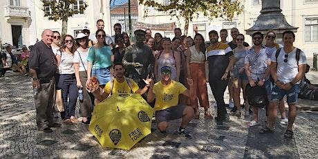 Bairro Alto and Chiado Free Walking Tour bilhetes