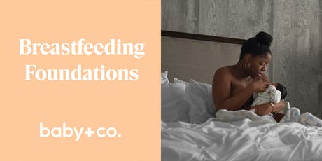 Breastfeeding Foundations with Ashley Couse tickets
