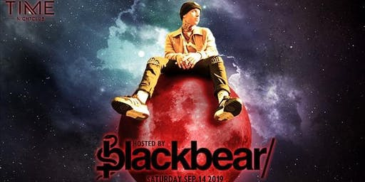 Blackbear at TIME Nightclub Guestlist