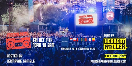 Freedom Party®  PHL tickets