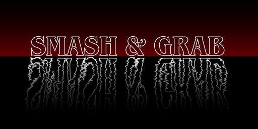 Locust Projects Smash & Grab Fundraiser 2019