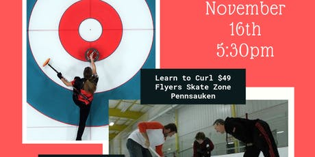 Introduction to Curling - November 16th tickets