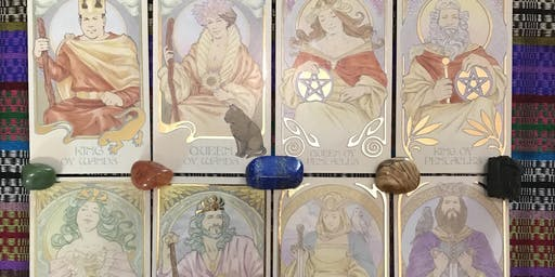 Growing and Healing with the Kings & Queens of the Tarot