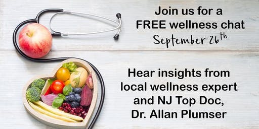 Leading Wellness Expert, Dr Allan Plumser talks Stress, Hormones and Health