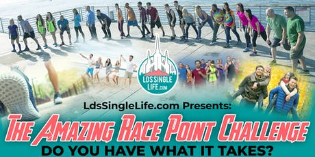 Amazing Race Point Challenge tickets