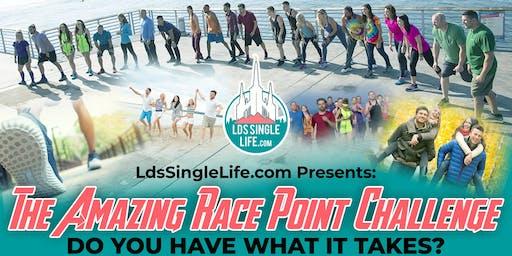 Amazing Race Point Challenge