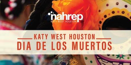 NAHREP Katy West Houston: El Dia De Los Muertos Celebration tickets