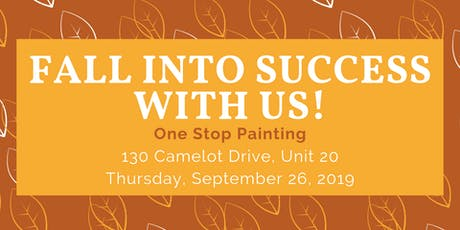 Fall Into Success With Us: A South Shore Networking Event tickets