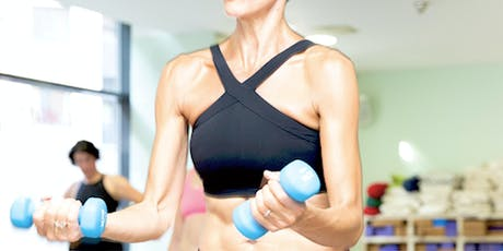 Correct Use of Weights in HIIT Exercises tickets