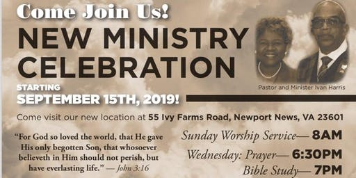 Love Christian Church New Ministry Celebration Service