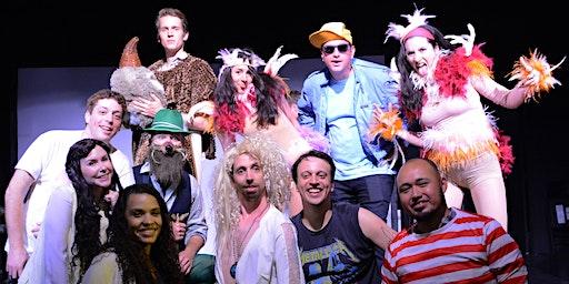 Comedians Cinema Club - Labyrinth