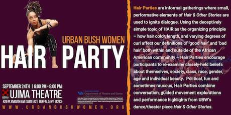 Urban Bush Women   Hair Party tickets