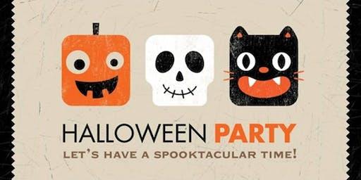 Creepy, Kooky Kilgour 2nd Grade Family Halloween Party
