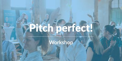 Workshop: Pitch perfect