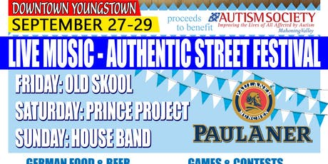 Rhine Haus Bier Hall Presents Youngstown Octoberfest tickets