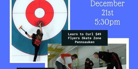 Introduction to Curling - December 21st tickets