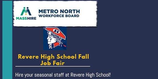 Revere High School Fall Job Fair