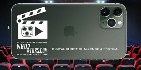 iPhone 11 Pro Digital Short Challenge & Festival: Call for UGC/UCC Entries! tickets