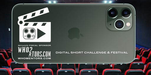 iPhone 11 Pro Digital Short Challenge & Festival: Call for UGC/UCC Entries!