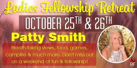 Ladies Fellowship Retreat - October tickets