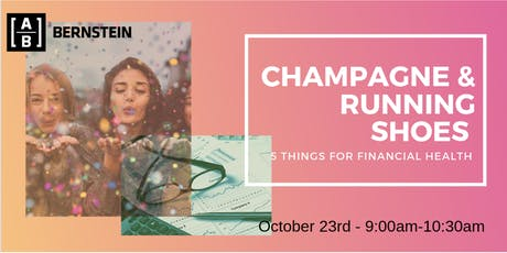 Champagne & Running Shoes tickets